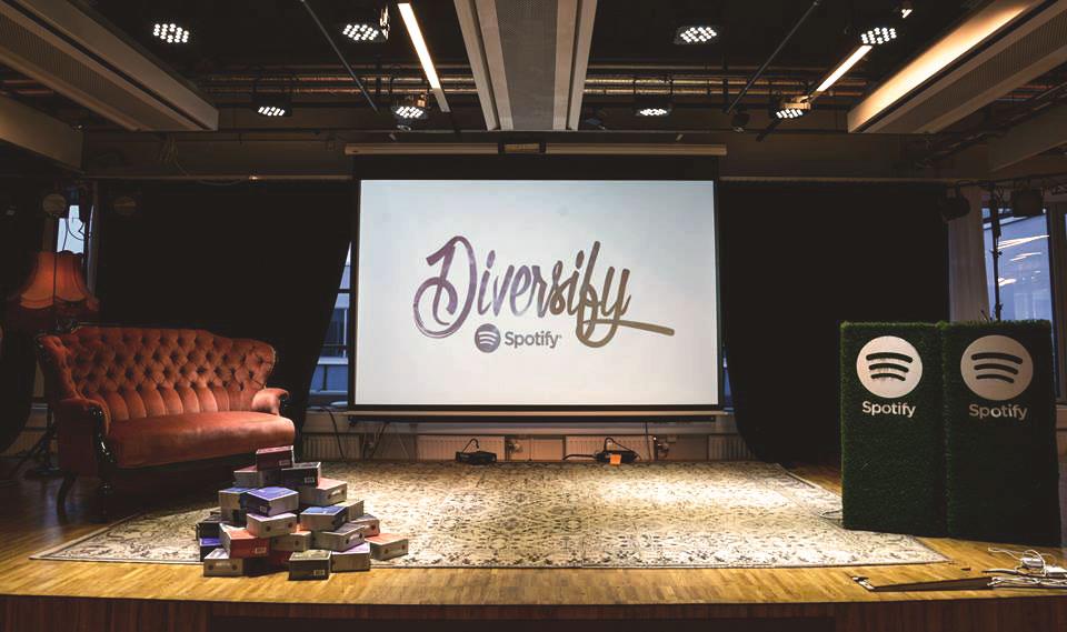 Diversify by Spotify